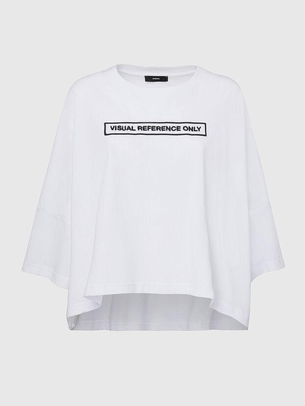 T-CRAMBLE, White - T-Shirts