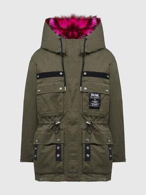 G-URIBE, Military Green - Jackets