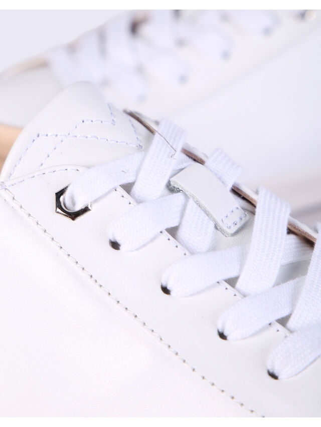 S-OLSTICE LOW W, White
