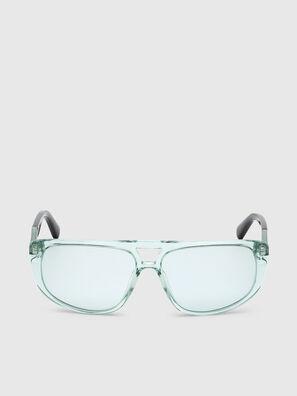DL0300, Light Blue - Sunglasses