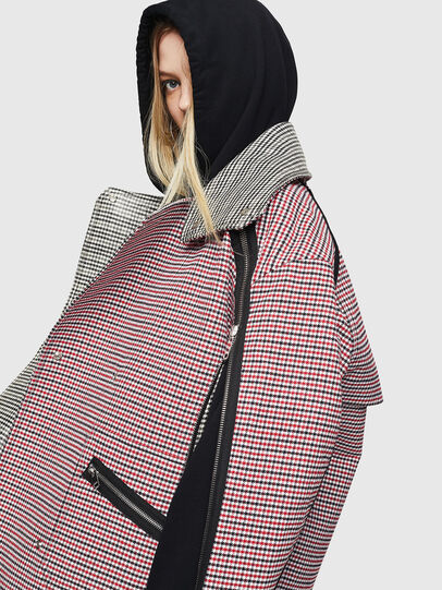 Diesel - G-KALIN, Pink/Black - Jackets - Image 3