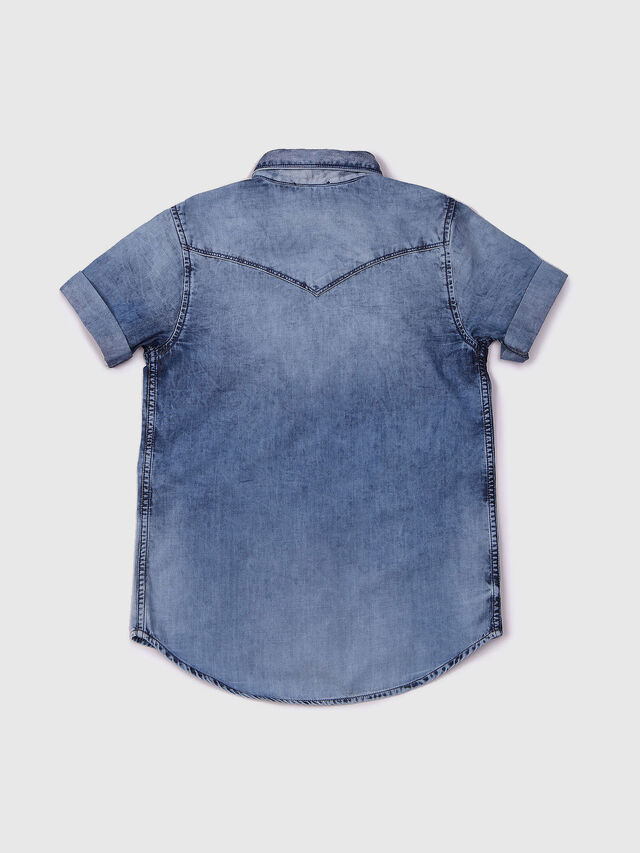 Diesel - CIRIX, Light Blue - Shirts - Image 2