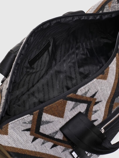Diesel - YAVI, Black - Travel Bags - Image 4