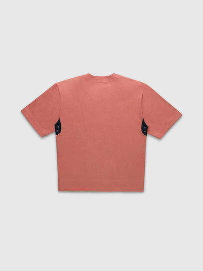 Diesel - PR-TS02, Pink - T-Shirts - Image 2