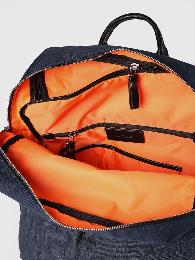 Diesel M-PROOF BACK, Blue Jeans - Backpacks - Image 5