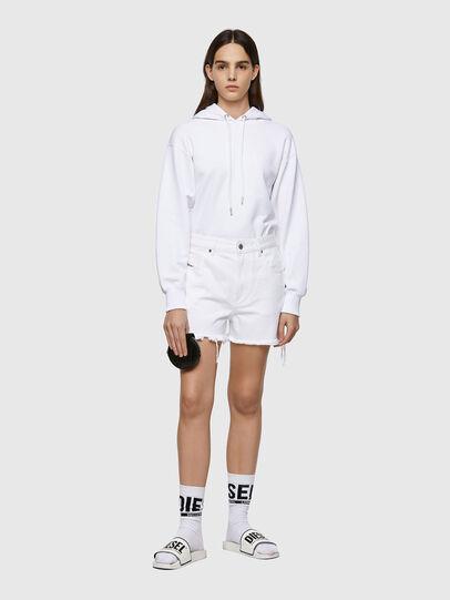 Diesel - DE-REG-R, White - Shorts - Image 5