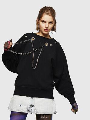 F-HENNY-B, Black - Sweaters