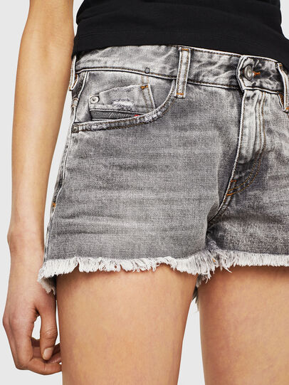 Diesel - DE-RIFTY, Light Grey - Shorts - Image 3