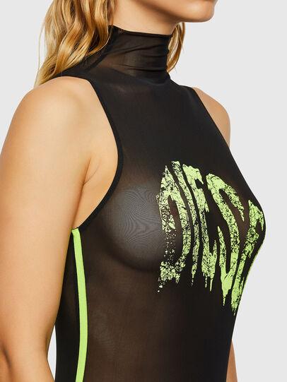 Diesel - UFBY-HEVA-M, Black - Bodysuits - Image 3