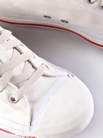 Diesel - EXPOSURE LOW W, White - Sneakers - Image 4