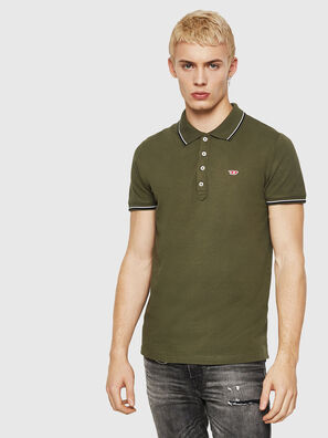 T-RANDY-NEW, Military Green - Polos