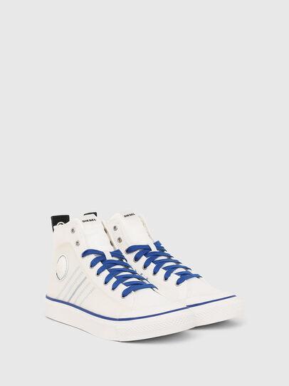 Diesel - S-ASTICO MC H, White/Blue - Sneakers - Image 2