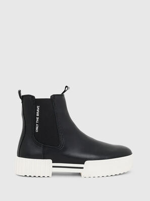 H-MERLEY CB, Black - Sneakers