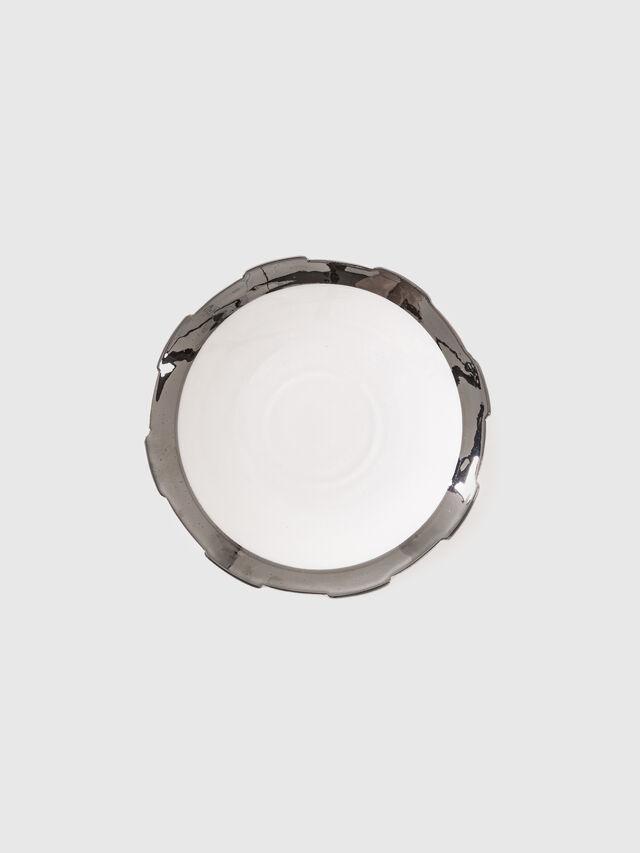Living 10987SIL MACHINE, White - Plates - Image 1