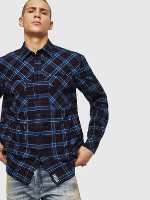 S-TOLSTOJ, Blue - Shirts