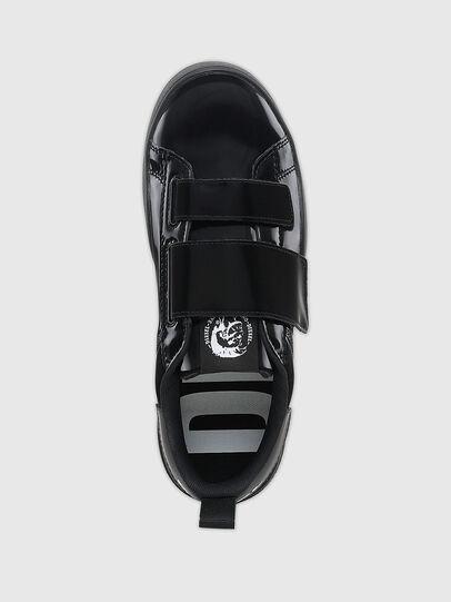 Diesel - S-CLEVER LOW STRAP W, Black - Sneakers - Image 6