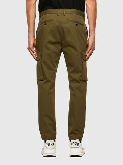 Diesel - P-BRANDEN, Military Green - Pants - Image 2