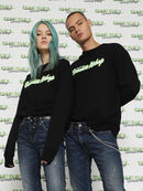 MU-FESTA-FL, Black - Sweaters
