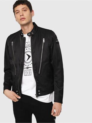 dab57fe98 Men's Jackets: Leather, Denim, Bomber, Parka| Diesel®