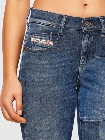 Diesel - D-Ebbey 009NP, Medium blue - Jeans - Image 3