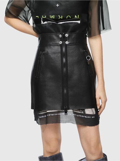 Diesel - L-SAKI,  - Skirts - Image 1