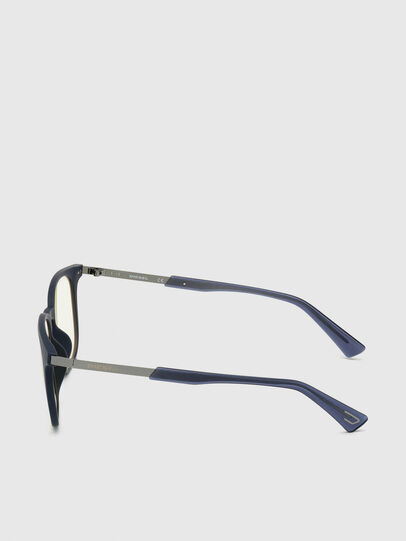 Diesel - DL0311, Dark Blue - Sunglasses - Image 3