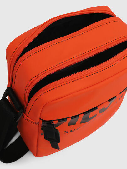 Diesel - DOUBLECROSS, Orange - Crossbody Bags - Image 5