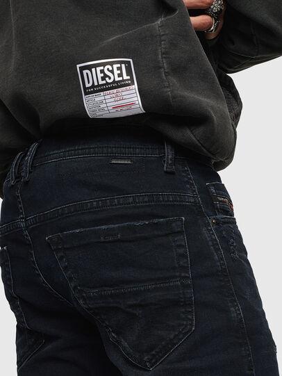 Diesel - Thommer 069GM, Black/Dark grey - Jeans - Image 3
