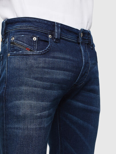 Diesel - Larkee C870F, Dark Blue - Jeans - Image 3