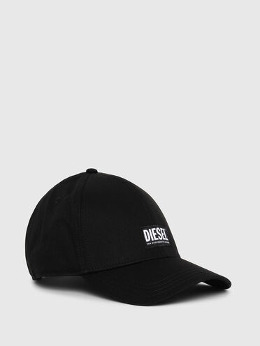 Baseball cap with Diesel patch