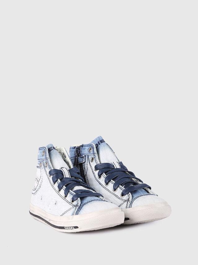 Diesel - SN MID 20 EXPOSURE Y, Light Blue - Footwear - Image 2