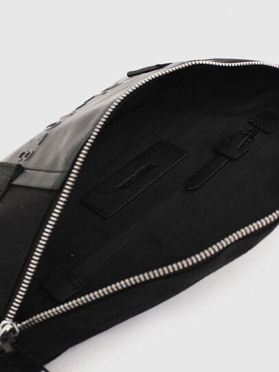 Diesel - FELTRE, Black - Belt bags - Image 7