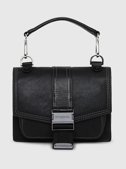 Diesel - MISS-MATCH CROSSBODY, Opaque Black - Crossbody Bags - Image 1
