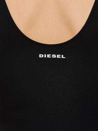 Diesel - UFBY-BODYTHREEPACK, Black - Bodysuits - Image 4