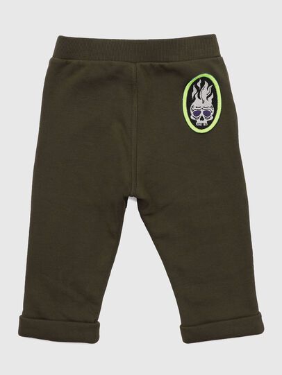 Diesel - POLBYPATCHESB, Military Green - Pants - Image 2