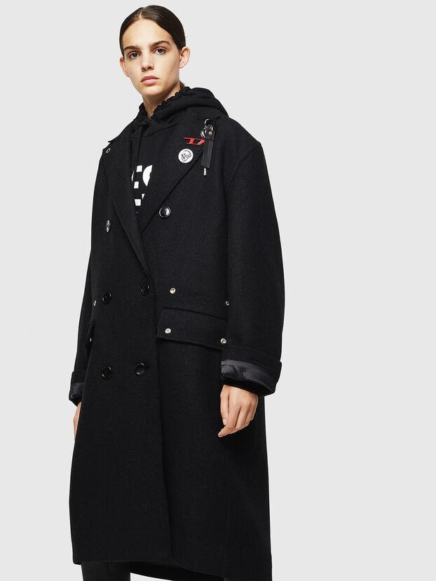 W-MALIN, Black - Winter Jackets
