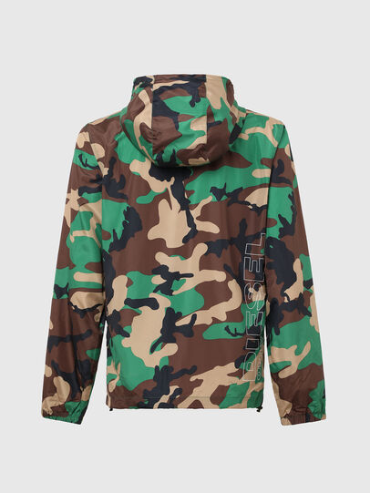 Diesel - BMOWT-WINDY-FG, Green Camouflage - Out of water - Image 2