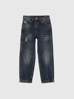 D-FRANKY-J, Dark Blue - Jeans