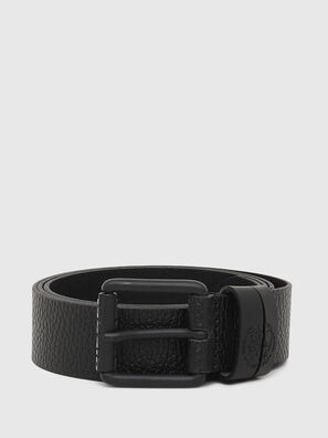 B-CANARO, Black - Belts