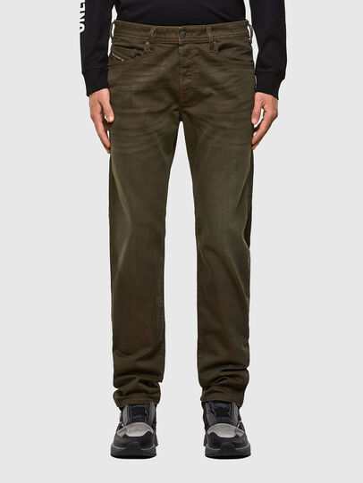 Diesel - Buster 0699P, Military Green - Jeans - Image 1