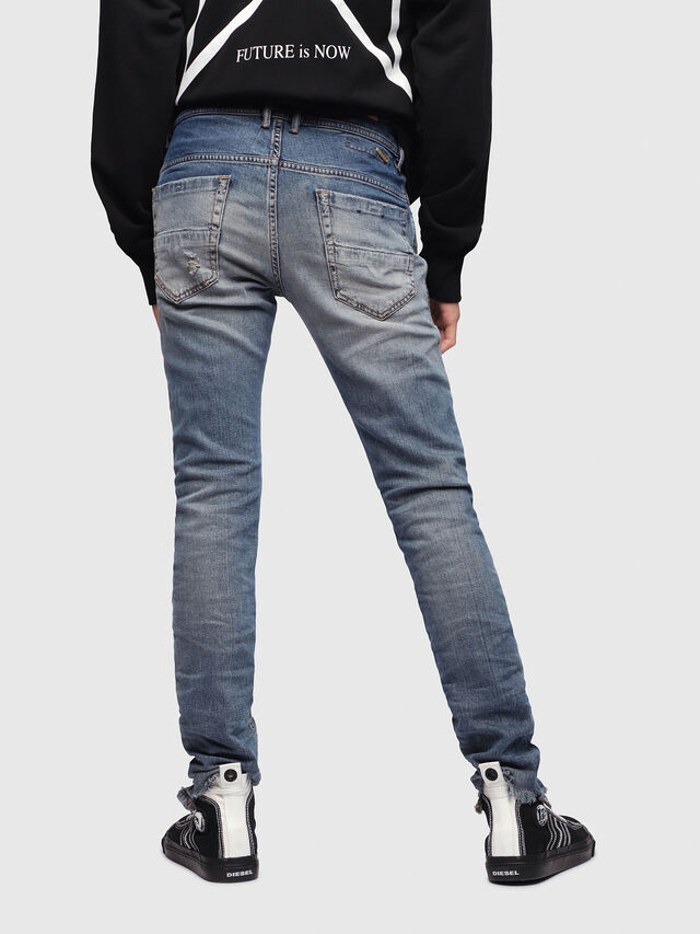 Diesel - Thommer 087AY, Light Blue - Jeans - Image 2
