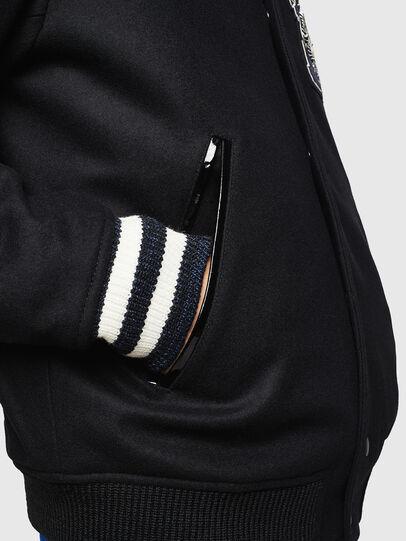 Diesel - W-KISLOV, Black - Jackets - Image 6
