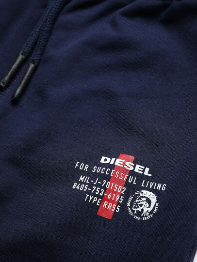 Diesel - UMLB-PETERZ, Dark Blue - Pants - Image 3