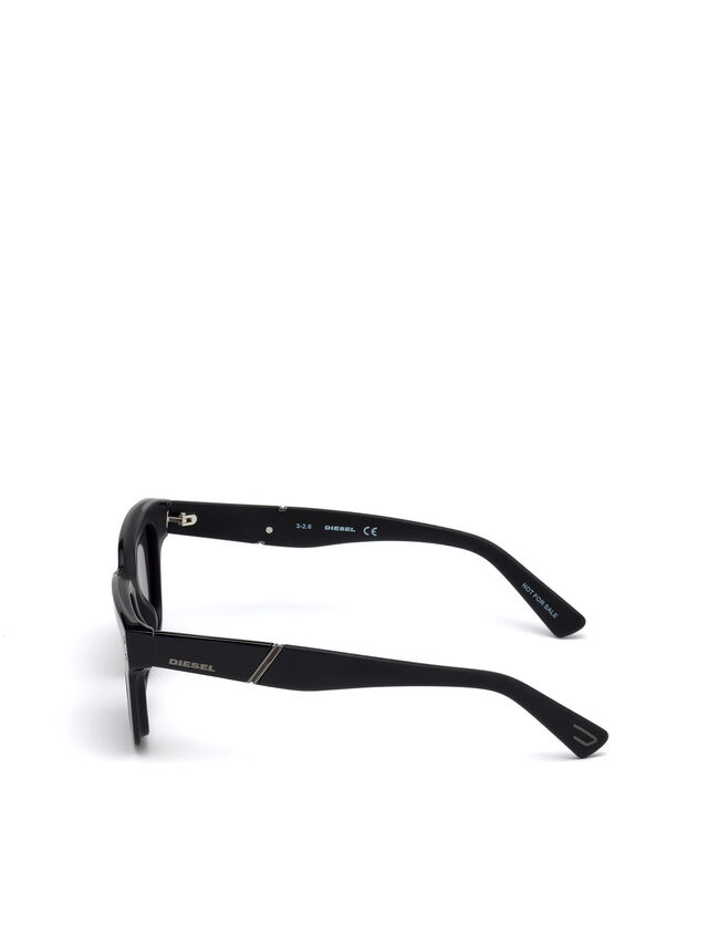 Diesel - DL0231, Black - Sunglasses - Image 3