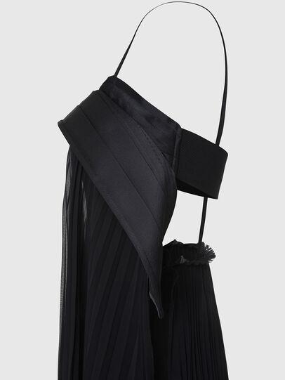 Diesel - D-PERL, Black - Dresses - Image 5