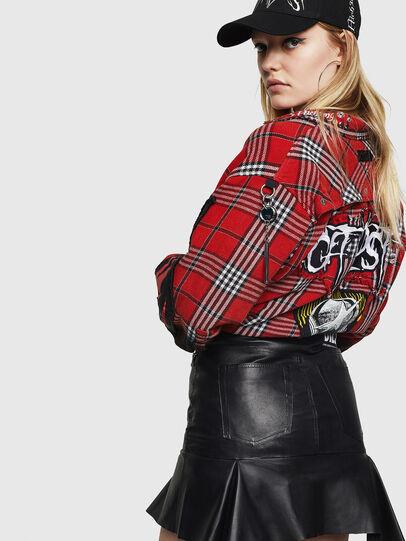Diesel - L-BRYA, Black - Skirts - Image 5