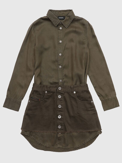 Diesel - DESYZ, Military Green - Dresses - Image 1