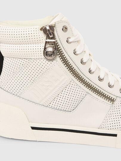 Diesel - S-DVELOWS MID CUT, White - Sneakers - Image 5