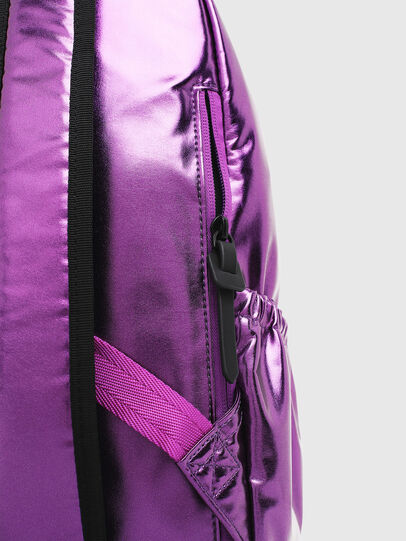 Diesel - F-BOLD BACK II, Lilac - Backpacks - Image 5