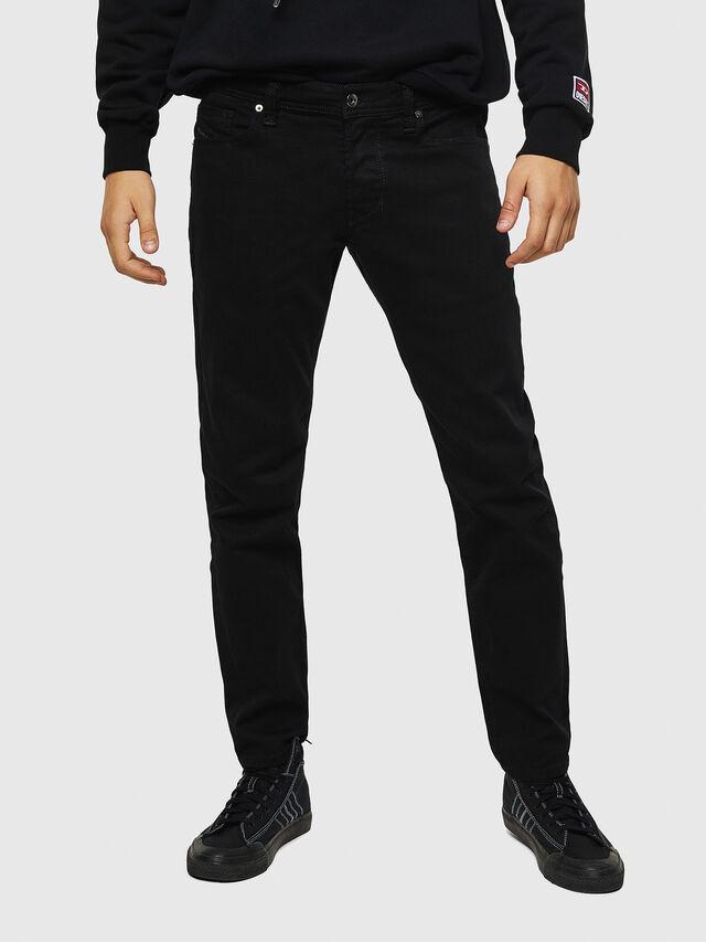 Diesel - Larkee-Beex 0688H, Black/Dark grey - Jeans - Image 1